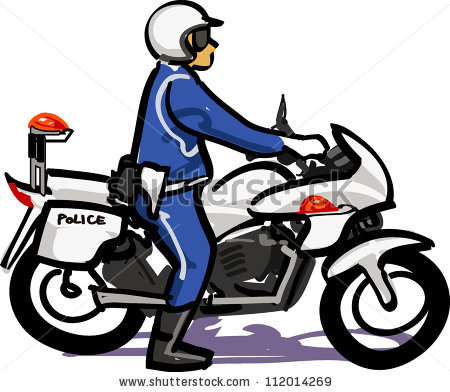 Motorcycle Police Officer Stock Images, Royalty.