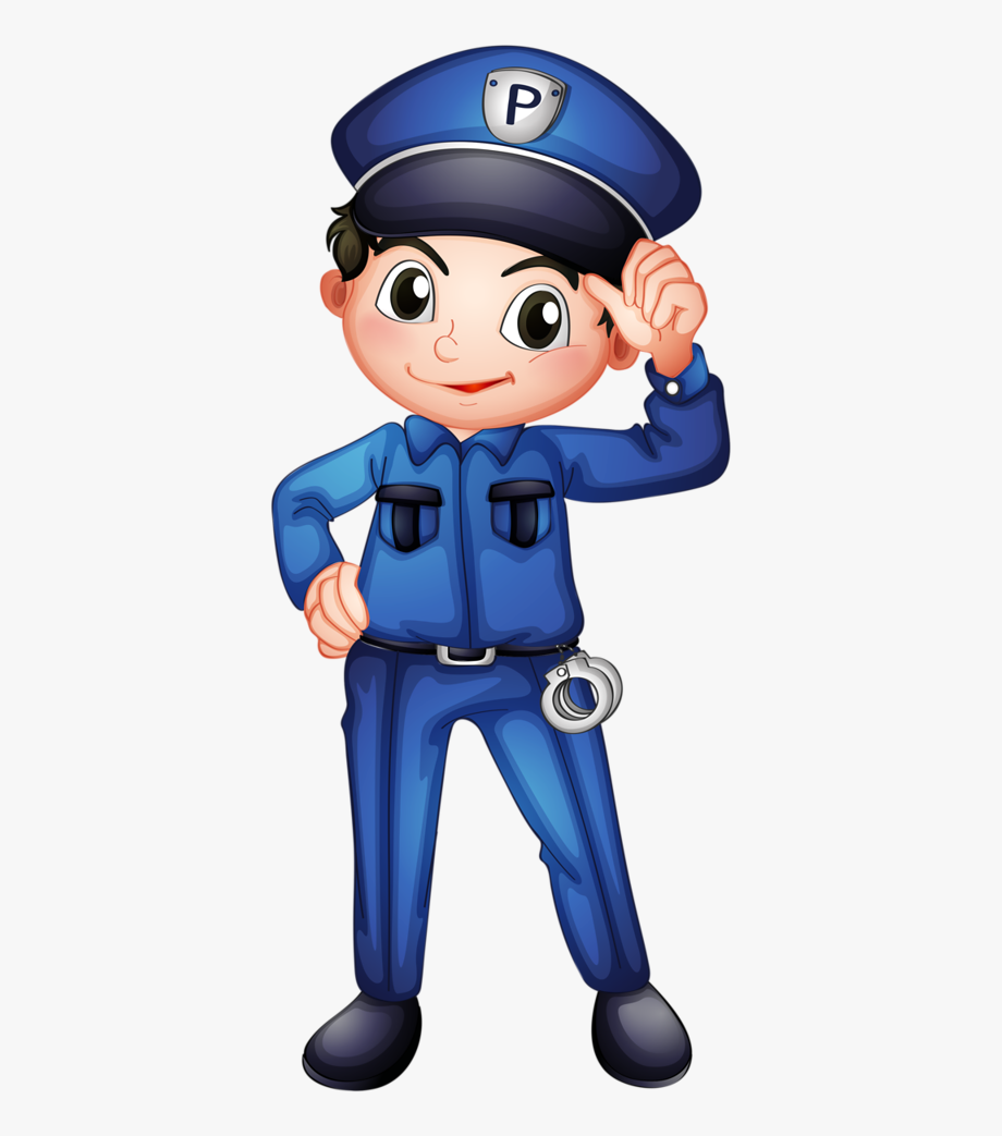 Police Officer Clipart Png.