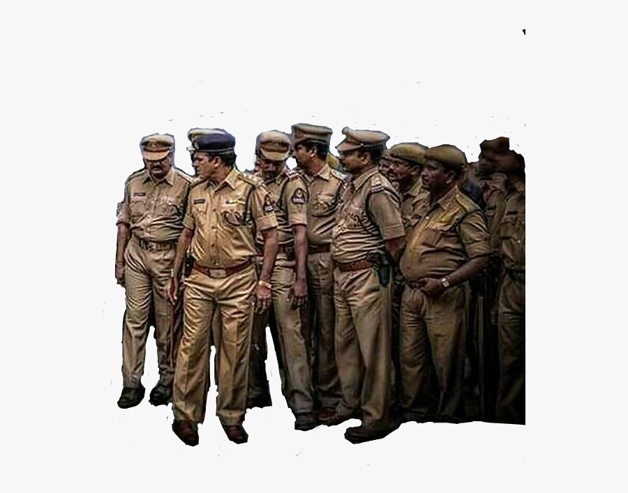 Indian Police Cap Png.