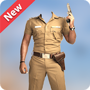 My Photo Police Suit Editor APK Download.
