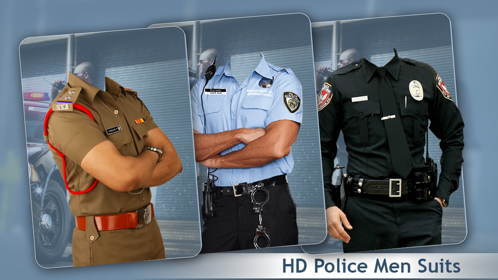 Download Man Police Suit Photo Editor:Police Uniform 2018.