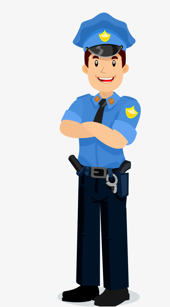 Police PNG Images.