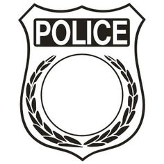 Police Clip Art.