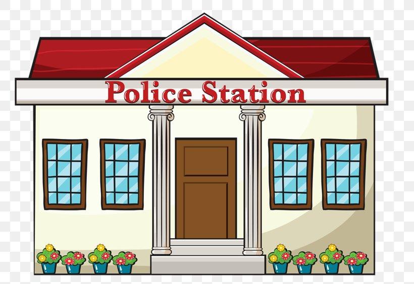 Police Station Police Officer Royalty.