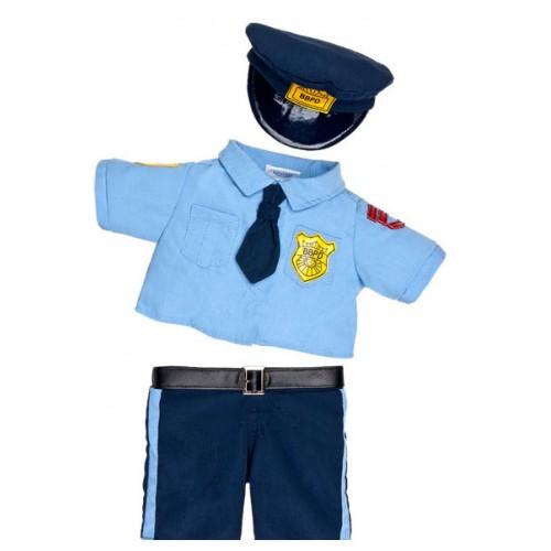 Clip Art Police Officer Uniform Clipart.