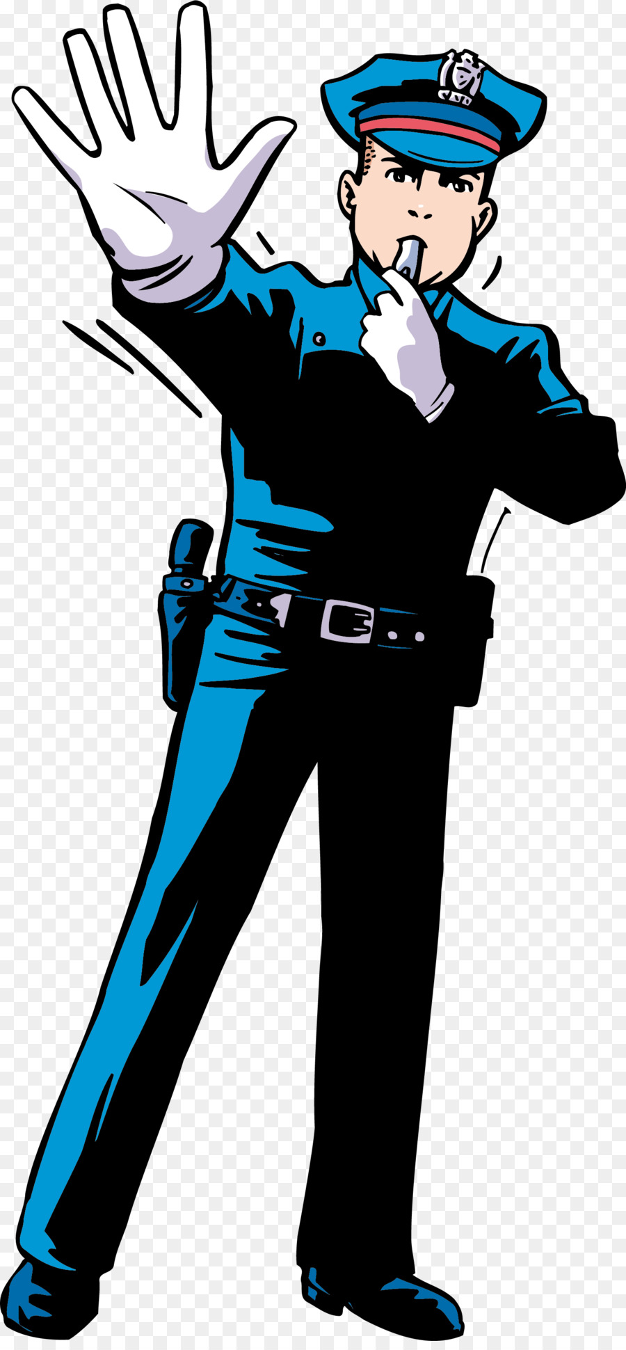 Police Cartoon png download.