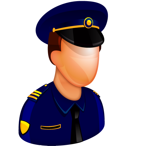 Police vector clipart images gallery for free download.