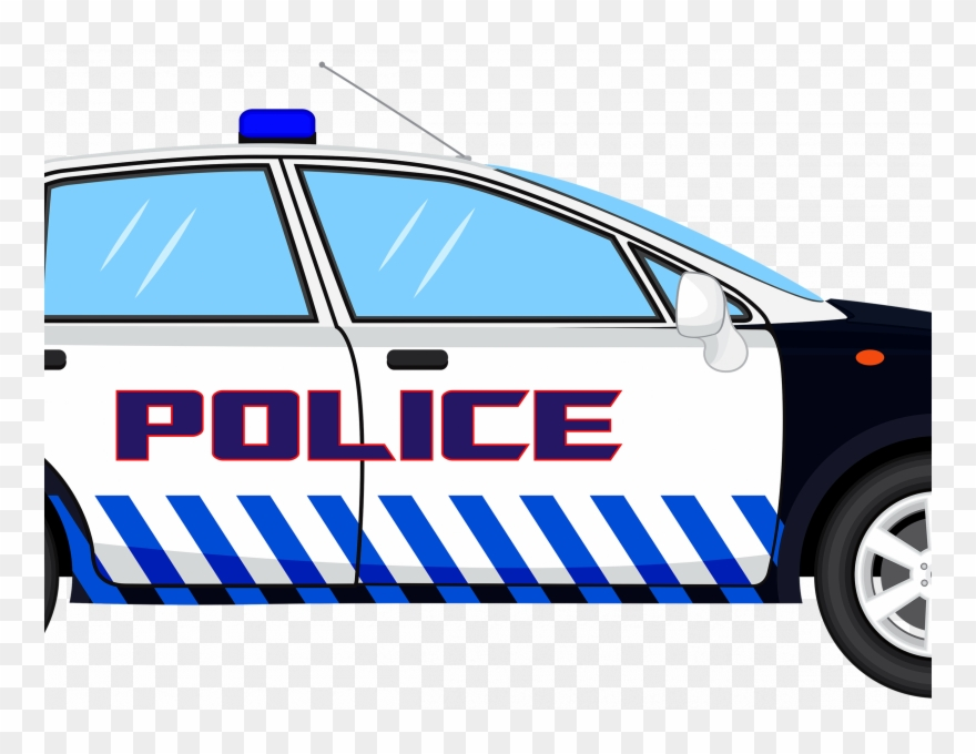 Download Police Car Clipart.