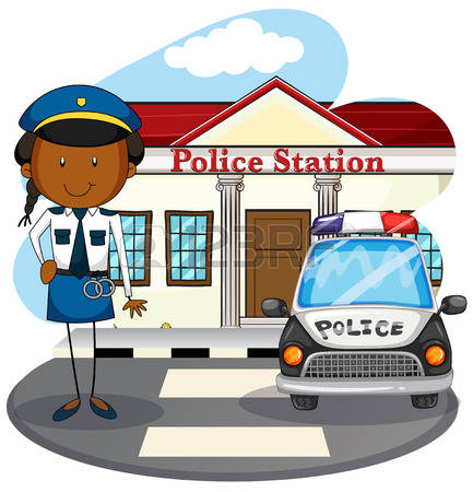 41,039 The Police Stock Vector Illustration And Royalty Free The.