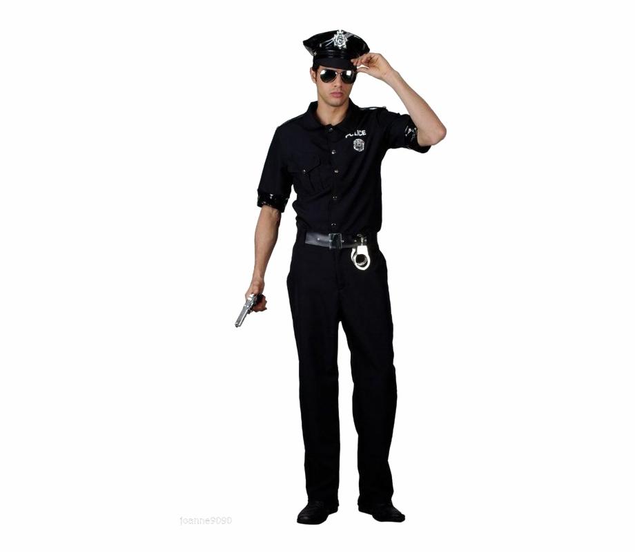 Policeman Transparent.