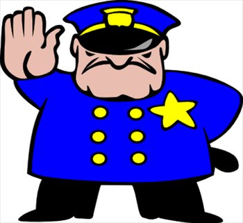 Free Police Clipart.