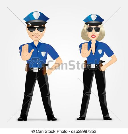Policewoman Stock Illustrations. 230 Policewoman clip art images.