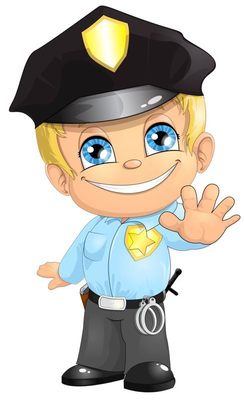 Policia clipart 1 » Clipart Station.