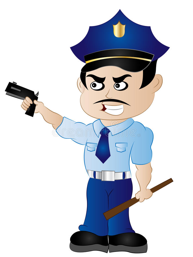Policia clipart 2 » Clipart Station.