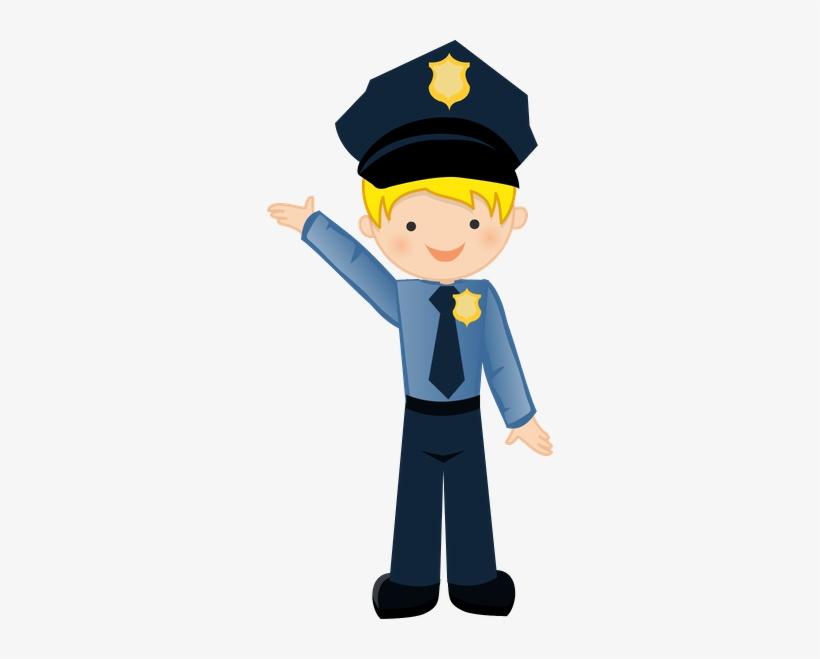 Policia Desenho Png.