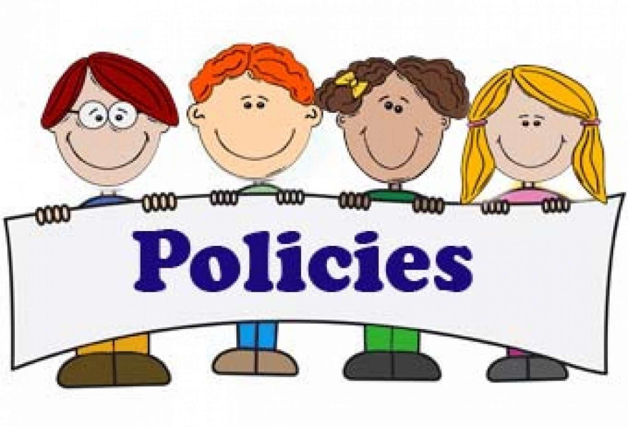 Policies and procedures.