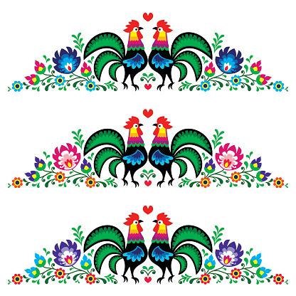 Polish Chicken Clip Art, Vector Images & Illustrations.