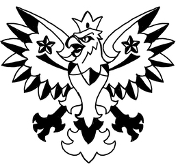 Download polish eagle tattoo clipart Coat of arms of Poland.
