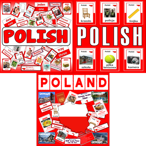 High School Polish lesson plans and activities: School, education.