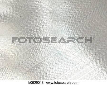 Drawing of polished metal k0929013.