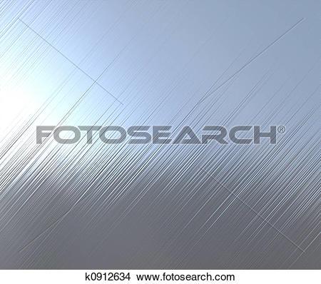 Drawings of polished metal k0912634.