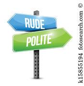 Polite Clip Art EPS Images. 438 polite clipart vector.