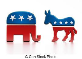 Political Party Clip Art.