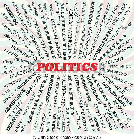 Political Power Clipart.