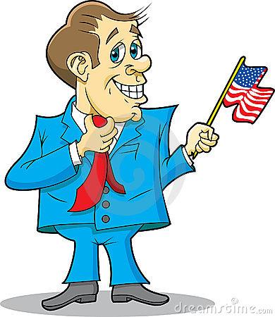 Politician Clipart.