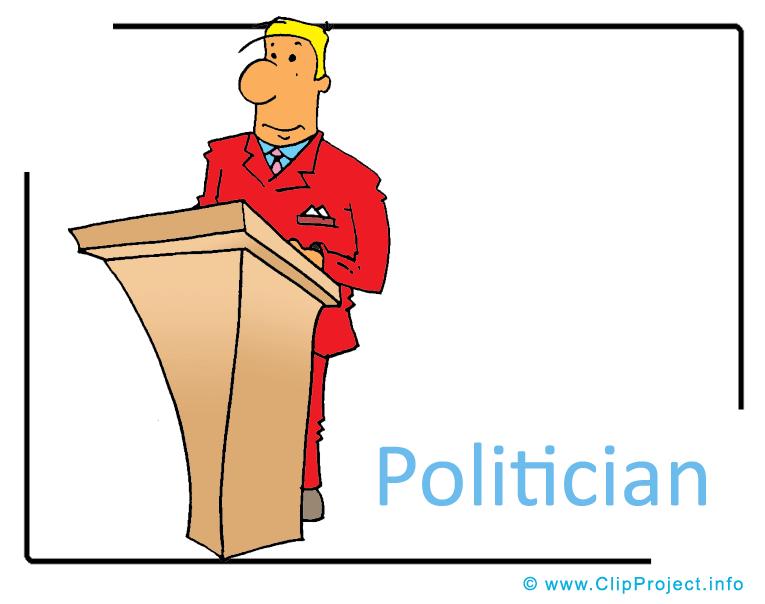 Politician Clipart Image free.