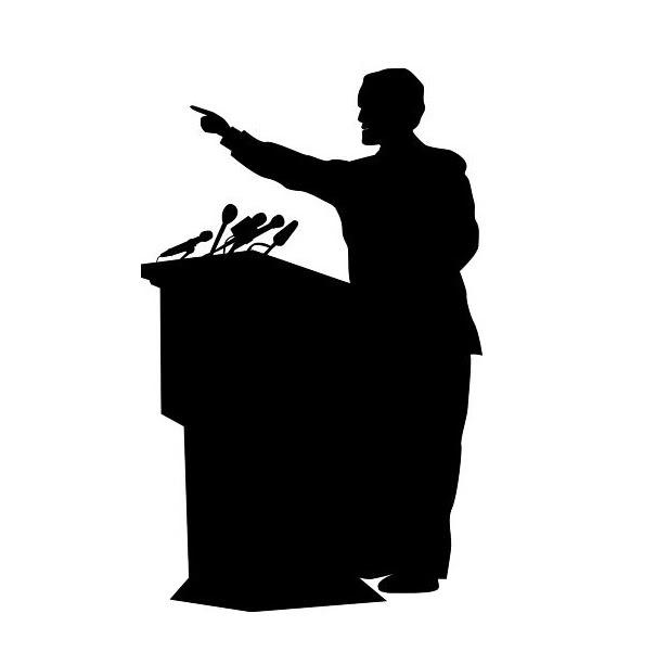 Politician Clip Art.