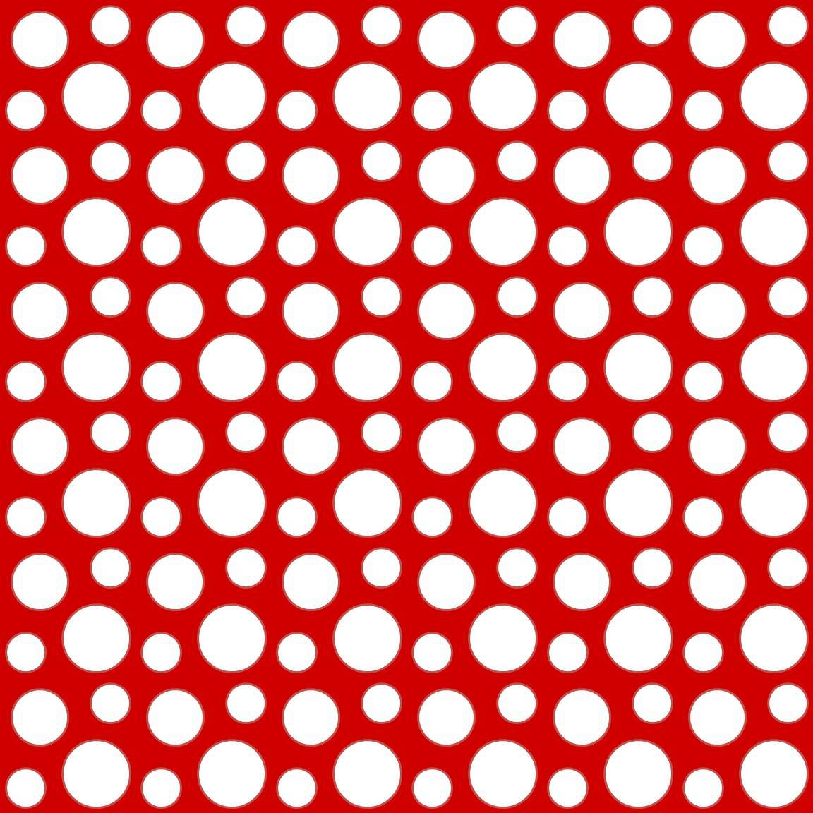 Polka Dot Christmas Clipart.