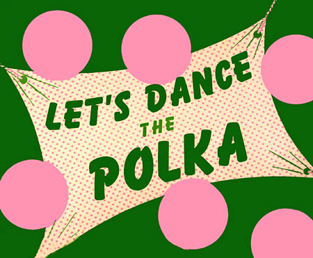 Scanning Around With Gene: Everybody Polka!.