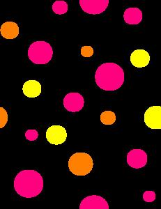 17+ Polka Dot Clip Art.