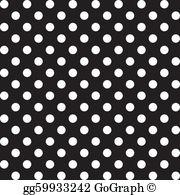 Polka Dot Clip Art.