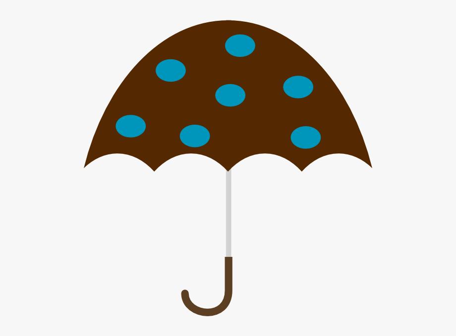Polka Dot Umbrella Svg Clip Arts 582 X 599 Px.