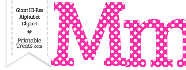 Letter M Clipart Free.
