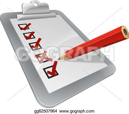 Poll Clip Art.