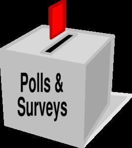 Poll Clipart.