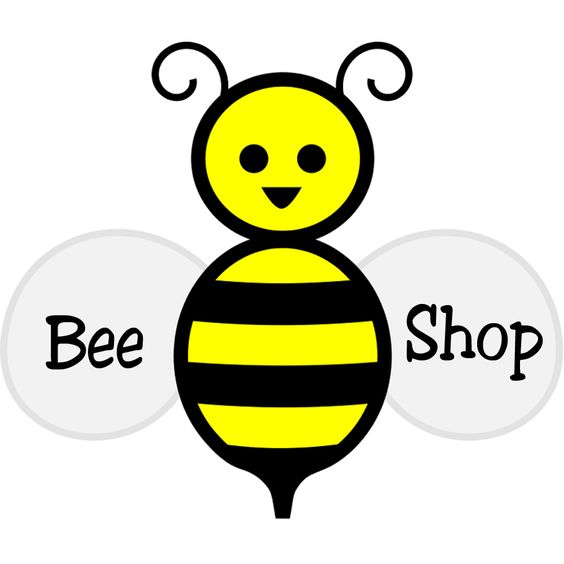 Logo Bee Shop.