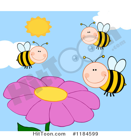 Pollination Clipart #1.