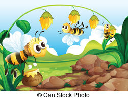 Pollination Stock Illustrations. 1,807 Pollination clip art images.
