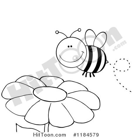 Pollination Clipart #1.