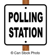 Polling Clipart.