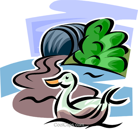 Pollutants clipart #20