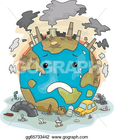 Pollution Clip Art.