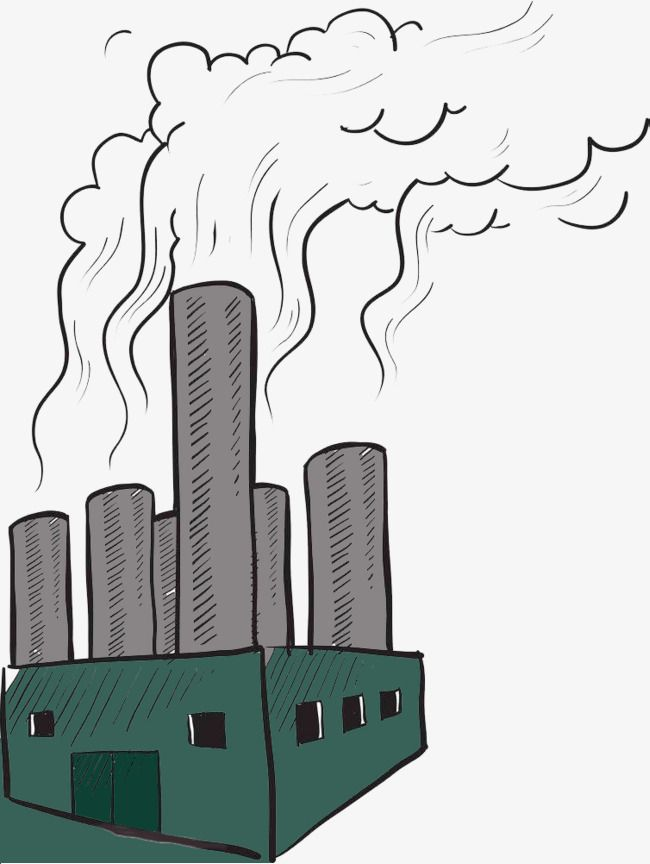 Air Pollution, Pollution Clipart, Sewage PNG Transparent.