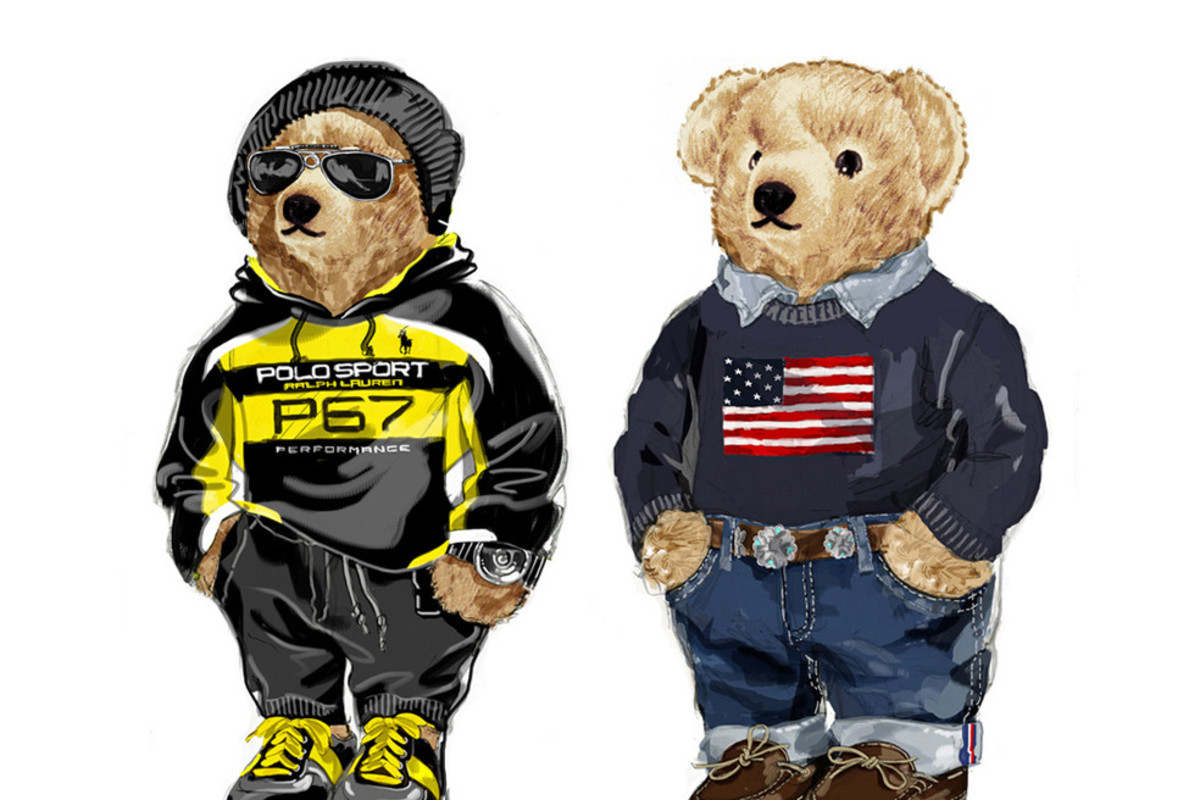 The history behind the iconic Ralph Lauren\'s Polo Bear.
