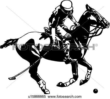 Polo clipart #15