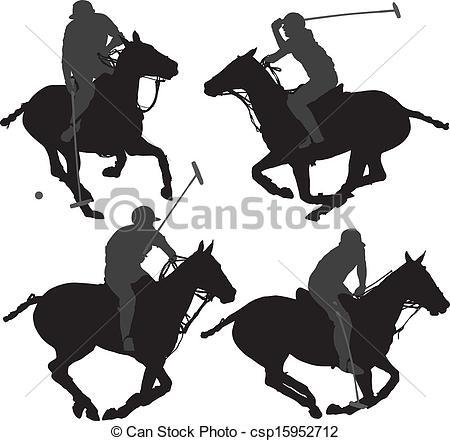 Polo horse Vector Clip Art EPS Images. 269 Polo horse clipart.